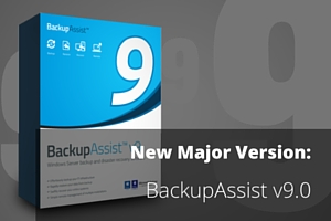 BackupAssist v9.0