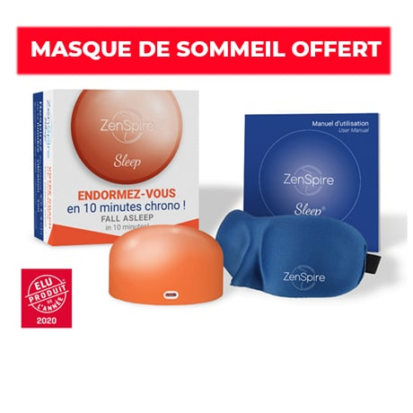 Achat Zenspire Sleep boutique