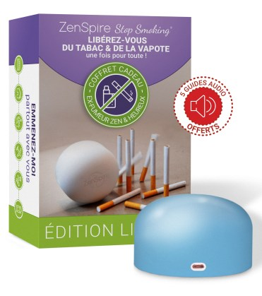 Coffret Zenspire Stop Smoking
