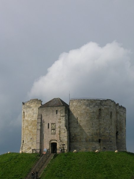 Creepy Clifford's Tower