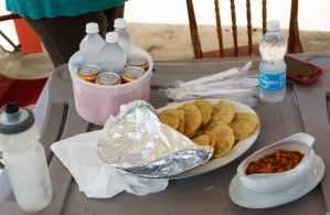 Puerto Rican Lunch