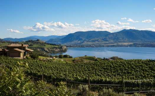 Okanagan views