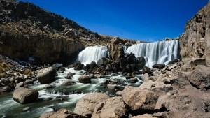 Pillones Waterfall