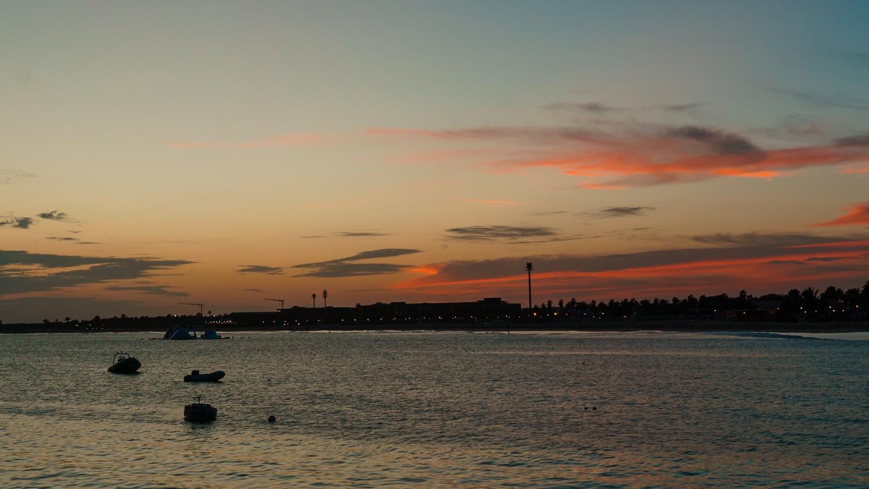 Cape Verde Sal Island Sunset