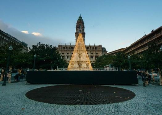 Porto Christmas Tree