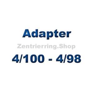 Adapterscheiben 4/100 - 4/98