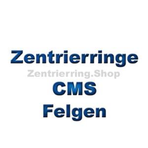 Zentrierring für CMS Felgen