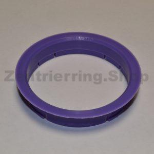 Zentrierring System R - R10 - 64,1 - 60,1 - lila