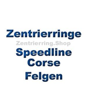 Zentrierring für Speedline Corse Felgen
