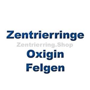 Zentrierring für Oxigin Felgen