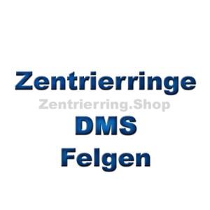 Zentrierring für DMS Felgen
