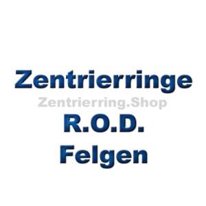 Zentrierring für R.O.D. Felgen