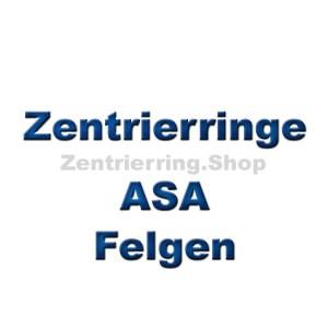Zentrierring für ASA Felgen
