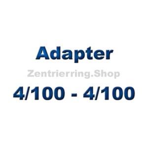 Adapterscheiben 4/100 - 4/100
