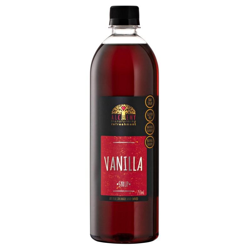 Alchemy Vanilla Syrup