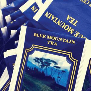 button to buy Blue Mountain tea bags