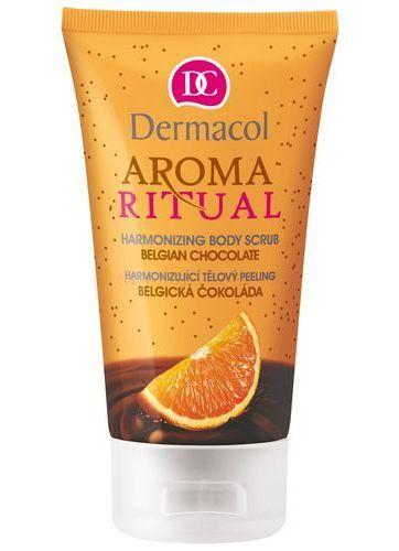 02-45191-telovy-peeling-dermacol-aroma-ritual-harmonizing-body-scrub-belgian-choco-150ml-w-belgian-chocolate