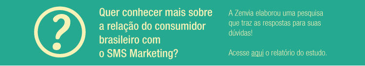 E-book Consumidor brasileiro e SMS Marketing