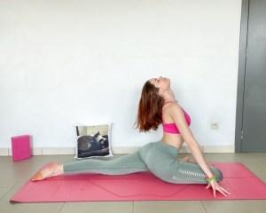 Intermediate Vinyasa Yoga Flow