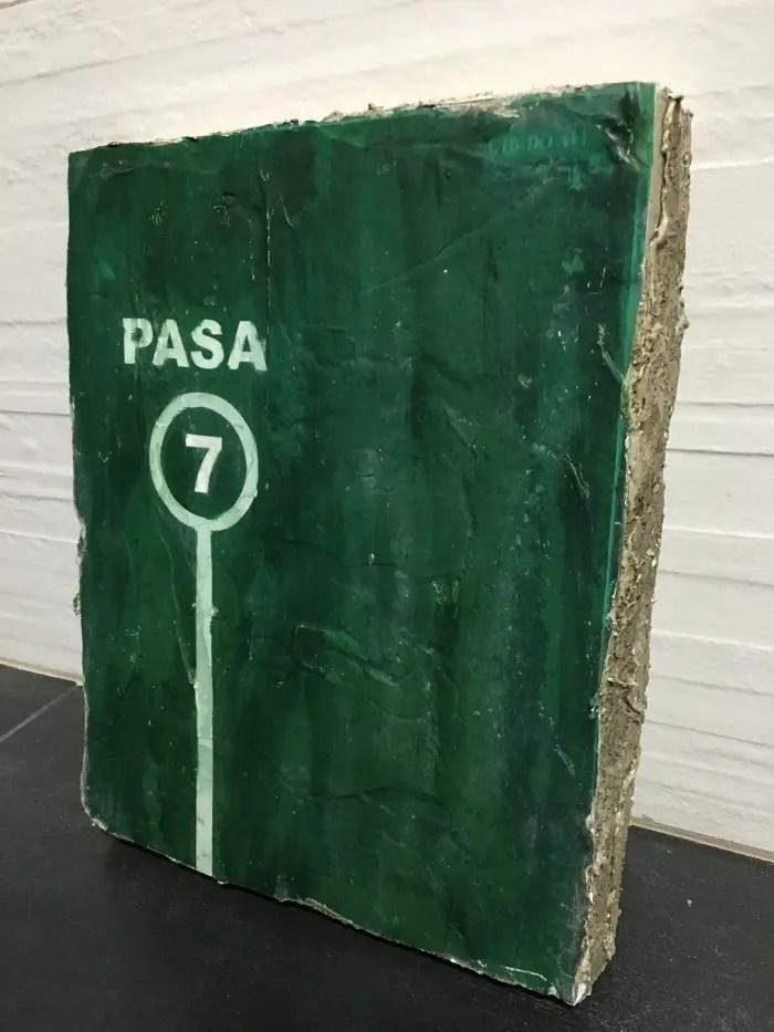 Pass 7 Green