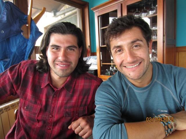 Patagonia Rafa and Roberto