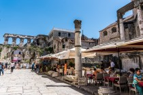 Travel Hotspot Split, Croatia