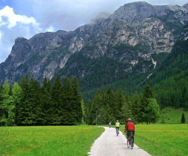 Dolomites Biking
