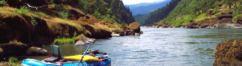 Rogue River Hiking & Rafting Adventure