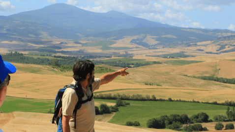 Tuscany Walking Adventure