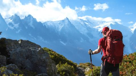 Chamonix Hiking Adventure