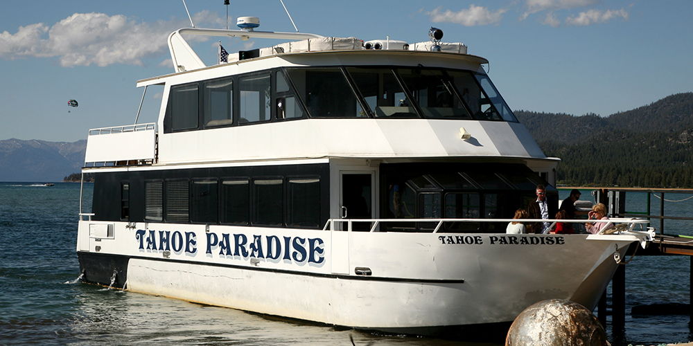Our Fleet Of Paddle Wheelers Amp Lake Yacht Zephyr Cove