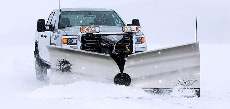 Plows Snow Pickups Small