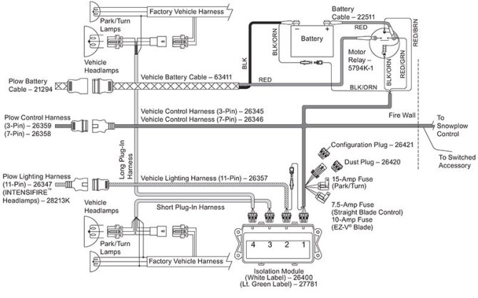 diagram fisher plow 3 wire plug diagram full version hd