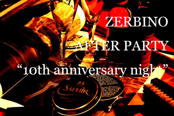 zerbino after party 10th anniversary night