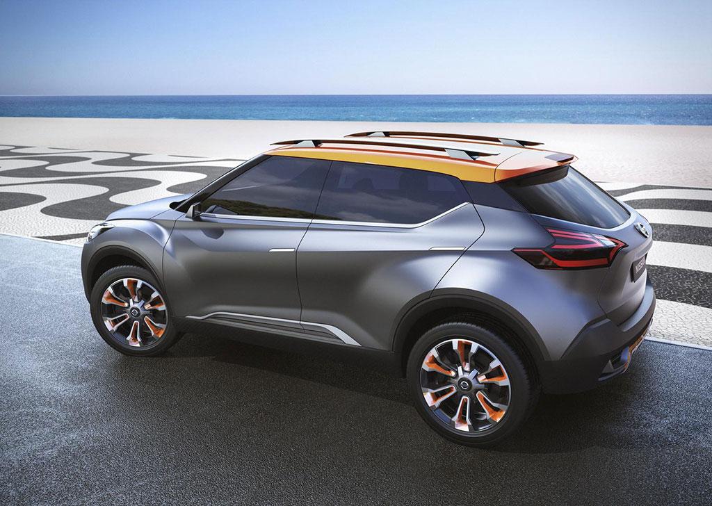 Nissan Kick Concept Photo 6 14249