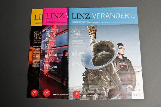 Linz Tourismus | Magazine