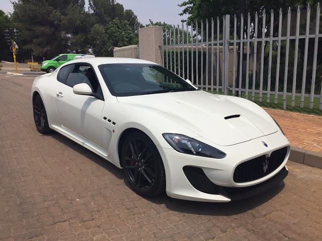 Driven Maserati GranTurismo MC Stradale