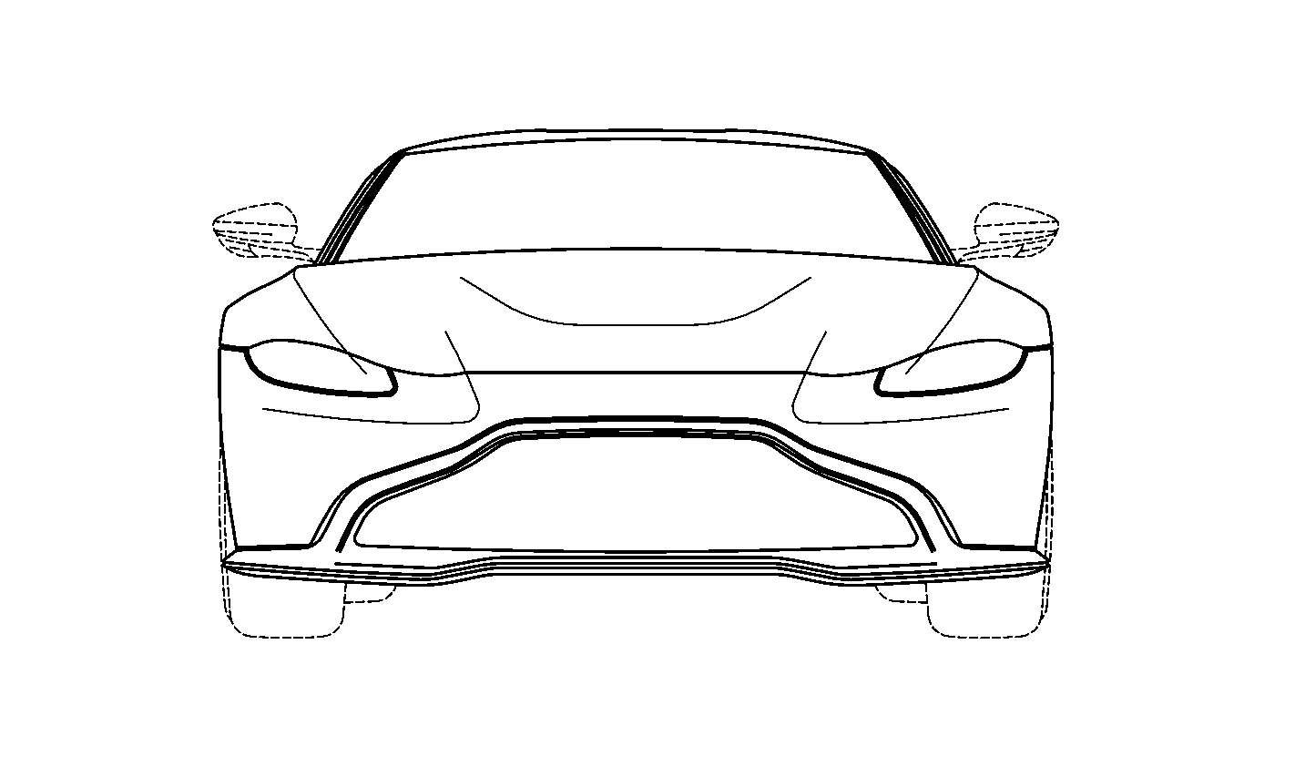 Aston Martin V12 Engine Diagram