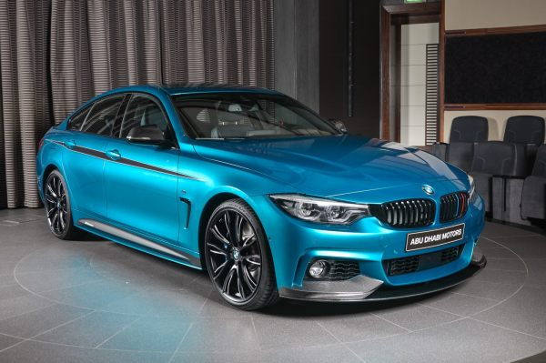 We Could See A BMW M4 Gran Coupé With The Next-Generation