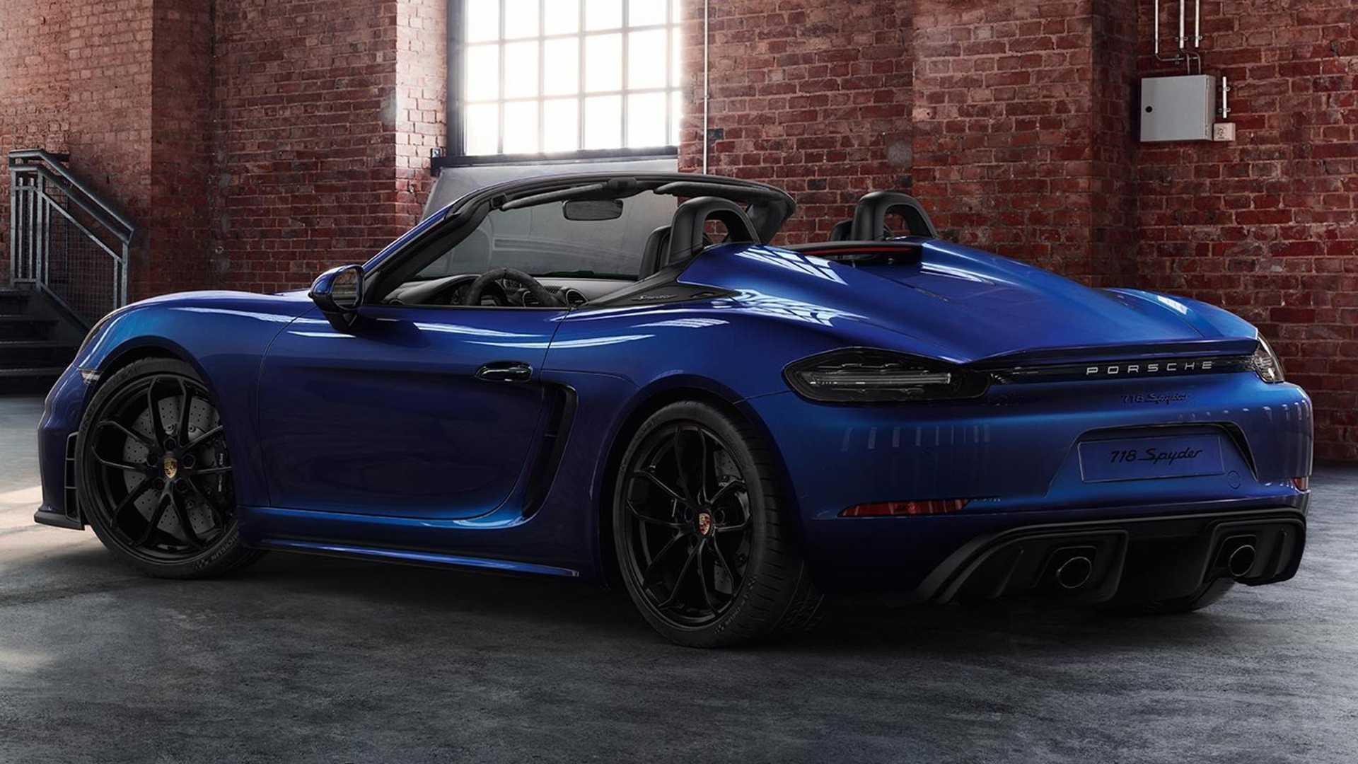 Porsche Exclusive Manufaktur Adds A Few Special Touches To