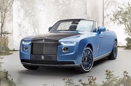 R400 Million Rolls-Royce Boat Tail Revealed As Most Expensive New Car In The World