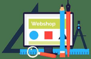 Webshop design door Zero & One Zottegem