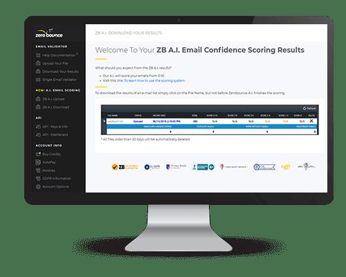 Zerobounce Review-Desktop Email Data Appends