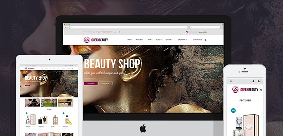 PAV QUEENBEAUTY - THE BEST FREE RESPONSIVE OPENCART THEME EVER