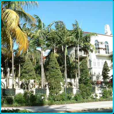 Miami - Versace Villa