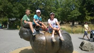 Die 3 vom Rhino