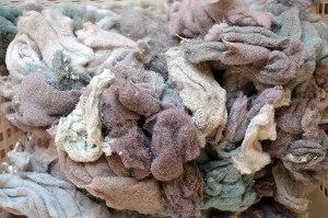 Peluches de sèche-linge recette allume-feu