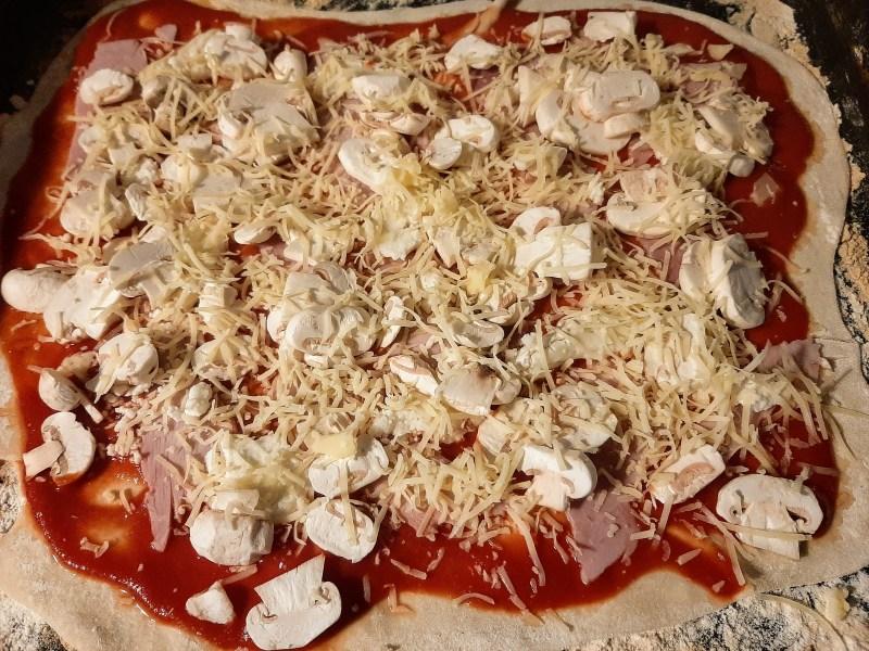 Pizza maison Objectif zéro déchet