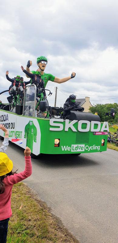 Tour de France Objectif zéro déchet