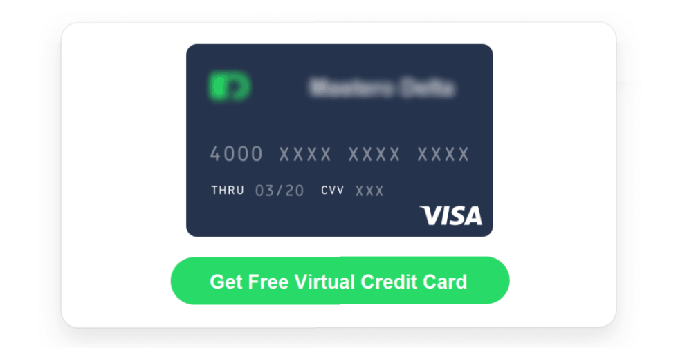 How to Get Free Virtual Credit Card in 2018